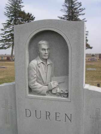 DUREN, TERENCE R. - Polk County, Nebraska | TERENCE R. DUREN - Nebraska Gravestone Photos
