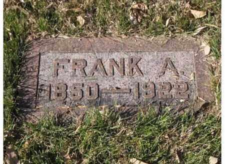 JOHNSON, FRANK A. - Polk County, Nebraska   FRANK A. JOHNSON - Nebraska Gravestone Photos