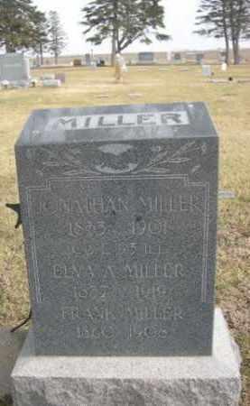 MILLER, ELVA A. - Polk County, Nebraska | ELVA A. MILLER - Nebraska Gravestone Photos