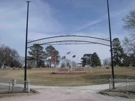 *OSCEOLA CEMETERY, ENTRANCE GATE TO - Polk County, Nebraska | ENTRANCE GATE TO *OSCEOLA CEMETERY - Nebraska Gravestone Photos