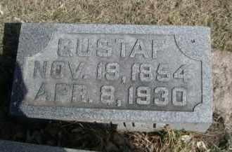 PETERSON, GUSTAF - Polk County, Nebraska | GUSTAF PETERSON - Nebraska Gravestone Photos