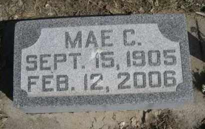 PETERSON, MAE C. - Polk County, Nebraska | MAE C. PETERSON - Nebraska Gravestone Photos