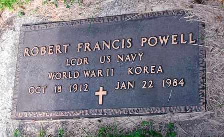 POWELL, ROBERT FRANCIS - Polk County, Nebraska | ROBERT FRANCIS POWELL - Nebraska Gravestone Photos