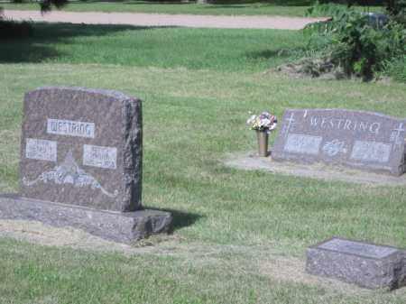HOLM WESTRING, HANNA - Polk County, Nebraska | HANNA HOLM WESTRING - Nebraska Gravestone Photos