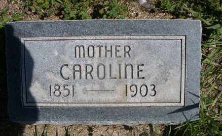 BARRACLOUGH, CAROLINE - Red Willow County, Nebraska | CAROLINE BARRACLOUGH - Nebraska Gravestone Photos