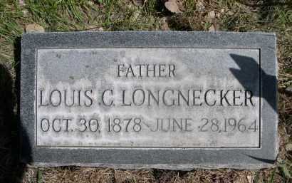 LONGNECKER, LOUIS C. - Red Willow County, Nebraska | LOUIS C. LONGNECKER - Nebraska Gravestone Photos