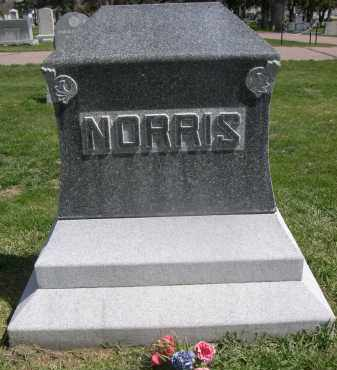 NORRIS, FAMILY OF GEORGE - Red Willow County, Nebraska | FAMILY OF GEORGE NORRIS - Nebraska Gravestone Photos