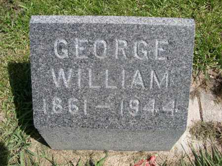 NORRIS, GEORGE WILLIAM - Red Willow County, Nebraska   GEORGE WILLIAM NORRIS - Nebraska Gravestone Photos