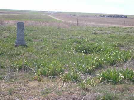 *ZION HILL CEMETERY, VIEW OF - Red Willow County, Nebraska | VIEW OF *ZION HILL CEMETERY - Nebraska Gravestone Photos