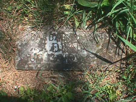 DUNN, BARBARA ANN - Richardson County, Nebraska | BARBARA ANN DUNN - Nebraska Gravestone Photos