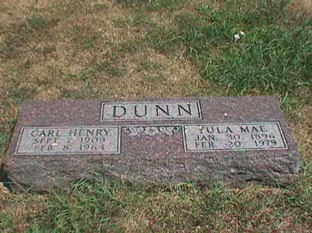 DUNN, CARL HENRY - Richardson County, Nebraska | CARL HENRY DUNN - Nebraska Gravestone Photos