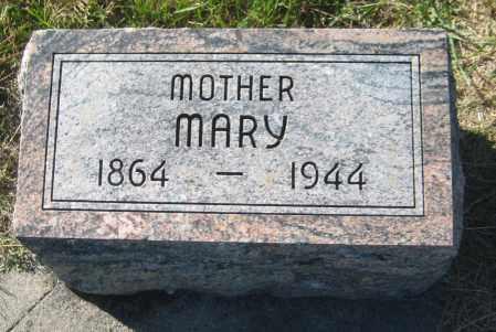 AKSAMIT, MARY - Saline County, Nebraska | MARY AKSAMIT - Nebraska Gravestone Photos