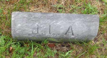 ALLEN, J. L. - Saline County, Nebraska | J. L. ALLEN - Nebraska Gravestone Photos