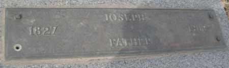ANKNEY, JOSEPH - Saline County, Nebraska | JOSEPH ANKNEY - Nebraska Gravestone Photos