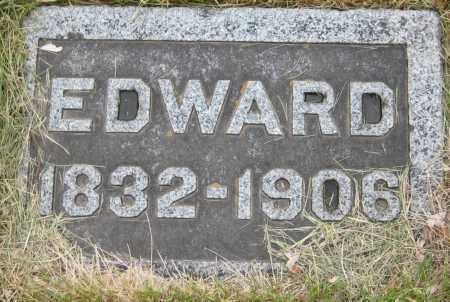 BADMAN, EDWARD - Saline County, Nebraska   EDWARD BADMAN - Nebraska Gravestone Photos