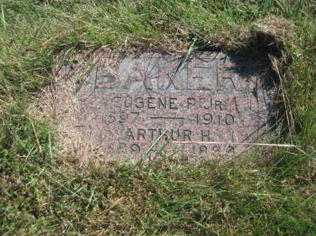 BAKER, EUGENE F. JR. - Saline County, Nebraska | EUGENE F. JR. BAKER - Nebraska Gravestone Photos