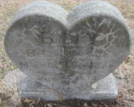 BARLOSS, BILLY - Saline County, Nebraska   BILLY BARLOSS - Nebraska Gravestone Photos