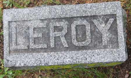 BARNES, LEROY - Saline County, Nebraska   LEROY BARNES - Nebraska Gravestone Photos