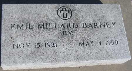"BARNEY, EMIL BARNEY  ""JIM"" - Saline County, Nebraska   EMIL BARNEY  ""JIM"" BARNEY - Nebraska Gravestone Photos"