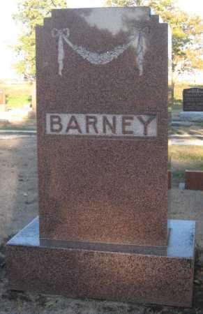 BARNEY, FAMILY MONUMENT - Saline County, Nebraska   FAMILY MONUMENT BARNEY - Nebraska Gravestone Photos