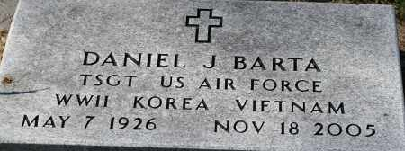 BARTA, DANIEL J. - Saline County, Nebraska | DANIEL J. BARTA - Nebraska Gravestone Photos