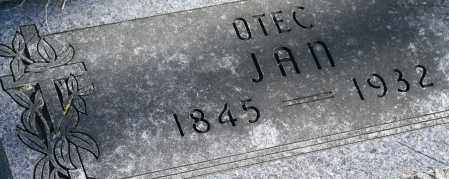 BARTA, JAN - Saline County, Nebraska   JAN BARTA - Nebraska Gravestone Photos
