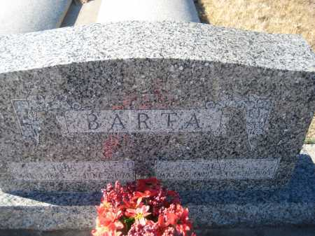 BARTA, MAE - Saline County, Nebraska | MAE BARTA - Nebraska Gravestone Photos