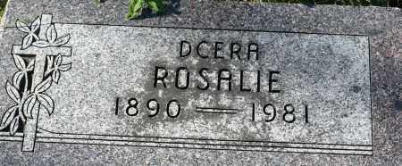 BARTA, ROSALIE - Saline County, Nebraska | ROSALIE BARTA - Nebraska Gravestone Photos