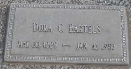"BARTELS, DOROTHEA CAROLINE ""DORA"" - Saline County, Nebraska | DOROTHEA CAROLINE ""DORA"" BARTELS - Nebraska Gravestone Photos"