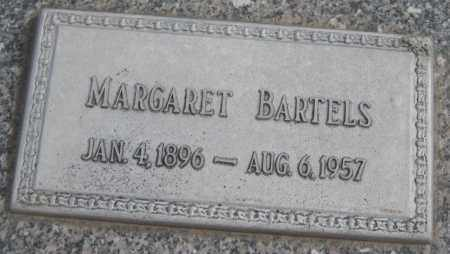BARTELS, MARGARET - Saline County, Nebraska | MARGARET BARTELS - Nebraska Gravestone Photos
