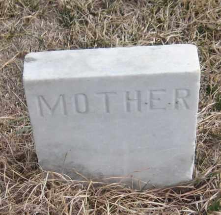 BARTELS, MARIA - Saline County, Nebraska | MARIA BARTELS - Nebraska Gravestone Photos