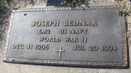 BEDNAR, JOSEPH - Saline County, Nebraska   JOSEPH BEDNAR - Nebraska Gravestone Photos