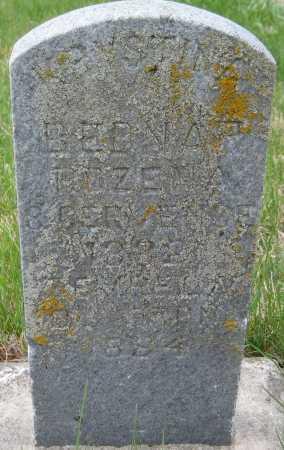 BEDNAR, KRISTINA - Saline County, Nebraska | KRISTINA BEDNAR - Nebraska Gravestone Photos