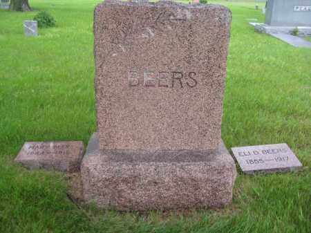 BEERS, FAMILY STONE - Saline County, Nebraska | FAMILY STONE BEERS - Nebraska Gravestone Photos