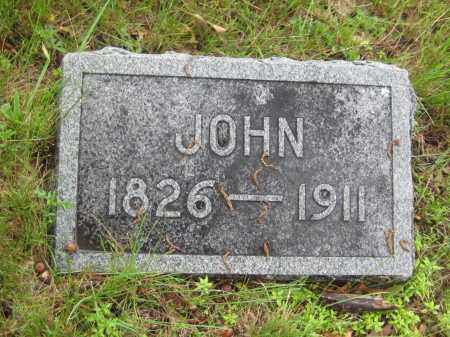 BINGER, JOHN - Saline County, Nebraska | JOHN BINGER - Nebraska Gravestone Photos