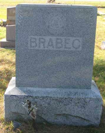 BRABEC, FAMILY STONE - Saline County, Nebraska | FAMILY STONE BRABEC - Nebraska Gravestone Photos