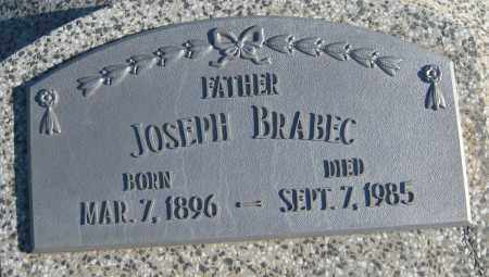 BRABEC, JOSEPH E. - Saline County, Nebraska | JOSEPH E. BRABEC - Nebraska Gravestone Photos