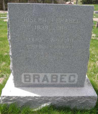 BRABEC, MARY - Saline County, Nebraska | MARY BRABEC - Nebraska Gravestone Photos