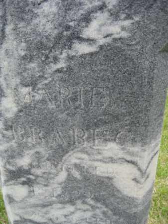 HANEK BRABEC, MARIANNA - Saline County, Nebraska | MARIANNA HANEK BRABEC - Nebraska Gravestone Photos