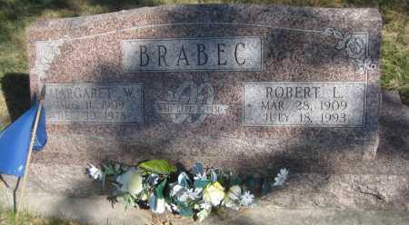 BRABEC, ROBERT LEO - Saline County, Nebraska | ROBERT LEO BRABEC - Nebraska Gravestone Photos