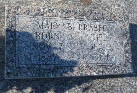 BRABEC, MARY B. - Saline County, Nebraska | MARY B. BRABEC - Nebraska Gravestone Photos