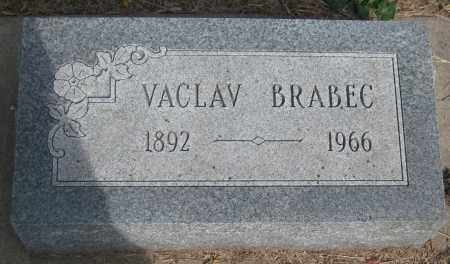 BRABEC, VACLAV - Saline County, Nebraska   VACLAV BRABEC - Nebraska Gravestone Photos