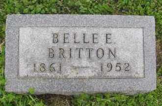 KIRK MOSER, BELLE EVORA - Saline County, Nebraska | BELLE EVORA KIRK MOSER - Nebraska Gravestone Photos