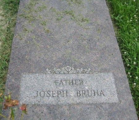BRUHA, JOSEPH - Saline County, Nebraska | JOSEPH BRUHA - Nebraska Gravestone Photos