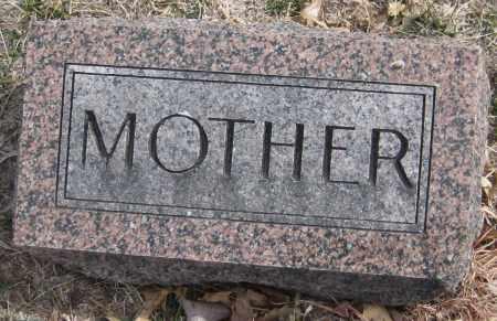 BUCHER, RACHEL - Saline County, Nebraska   RACHEL BUCHER - Nebraska Gravestone Photos