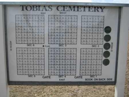 *TOBIAS CEMETERY, LOT DIRECTORY - Saline County, Nebraska   LOT DIRECTORY *TOBIAS CEMETERY - Nebraska Gravestone Photos
