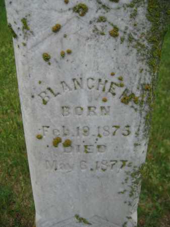 CHRISTIE, BLANCHE - Saline County, Nebraska | BLANCHE CHRISTIE - Nebraska Gravestone Photos
