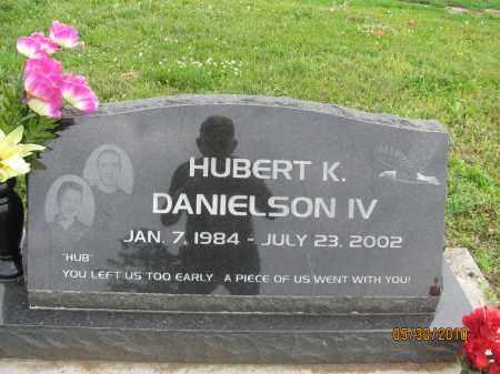 DANIELSON, HUBERT K.  IV - Saline County, Nebraska | HUBERT K.  IV DANIELSON - Nebraska Gravestone Photos