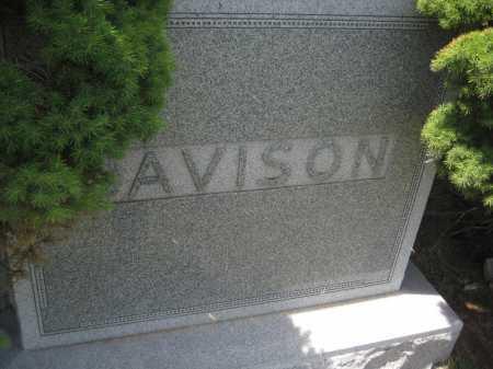 DAVISON, FAMILY MONUMENT - Saline County, Nebraska | FAMILY MONUMENT DAVISON - Nebraska Gravestone Photos