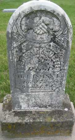 DEFFER, FREDERICK - Saline County, Nebraska | FREDERICK DEFFER - Nebraska Gravestone Photos